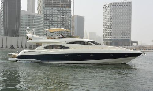 Image of Sunseeker Manhattan 74 for sale in United Arab Emirates for $495,000 (£386,994) Dubai, , United Arab Emirates