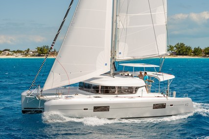 Lagoon 42 for sale in France for €327,000 (£298,608)