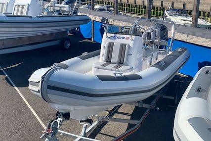Ballistic 6m for sale in United Kingdom for £44,995