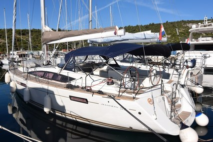 Jeanneau Sun Odyssey 53 for sale in Croatia for €210,000 (£188,175)