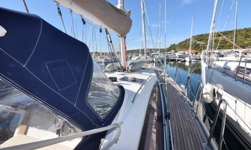 Image of Jeanneau Sun Odyssey 53 for sale in Croatia for €210,000 (£188,175) Dalmatia (, Croatia