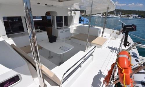 Image of Lagoon 450 for sale in Croatia for €290,000 (£254,862) Dalmatia (, Croatia