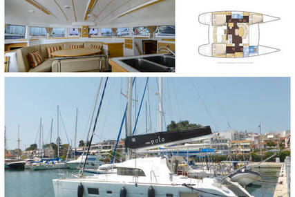 Lagoon 380 S2 Premium (owners ver.) Catamaran for sale in Greece for £164,950