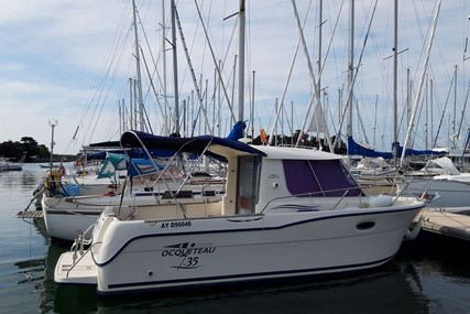 Ocqueteau 735 for sale in France for €32,000 (£28,952)