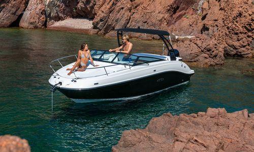Image of Sea Ray Sun Sport 230 OB for sale in United Kingdom for £74,995 Brightlingsea, United Kingdom