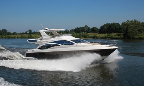 Image of Azimut Yachts 58 for sale in Netherlands for €619,000 (£530,456) Wanssum, , Netherlands