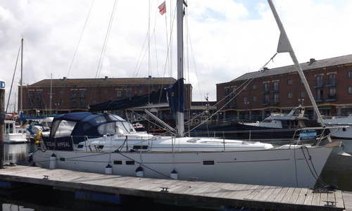 Image of Beneteau Oceanis Clipper 411 for sale in United Kingdom for £67,495 Milford Haven, United Kingdom