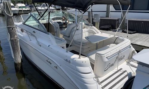 Image of Sea Ray 270 Sundancer for sale in United States of America for $17,900 (£14,304) East Patchogue, New York, United States of America