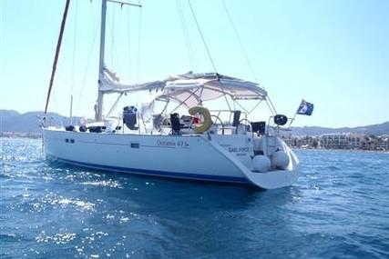 Beneteau Oceanis 473 for sale in Turkey for €105,000 (£96,226)
