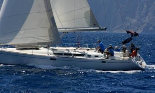 Image of Jeanneau Sun Odyssey 49 for sale in Turkey for €87,500 (£76,820) Marmaris, Marmaris, Turkey