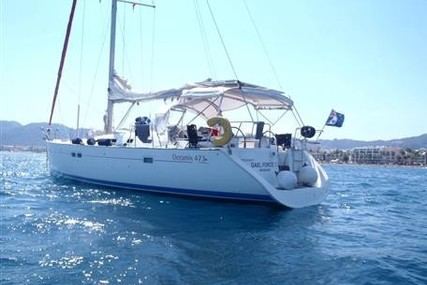 Beneteau Oceanis 473 for sale in Turkey for €105,000 (£94,261)