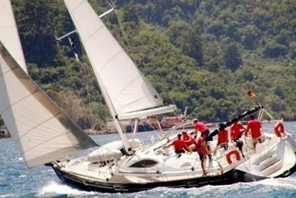 Jeanneau Sun Odyssey 54 DS for sale in Turkey for €215,000 (£190,863)