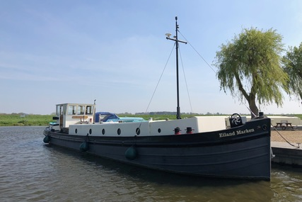 De Hoop Luxe Motor Dutch Barge for sale in United Kingdom for £239,000