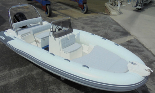 Image of Marlin Dynamic 630 for sale in United Kingdom for £36,230 Hamble River Boat Yard, United Kingdom