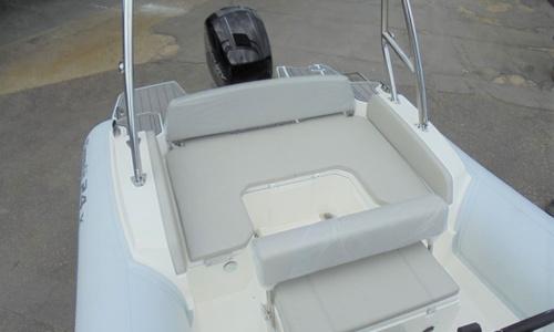 Image of Marlin 24 X for sale in United Kingdom for £51,280 Hamble River Boat Yard, United Kingdom