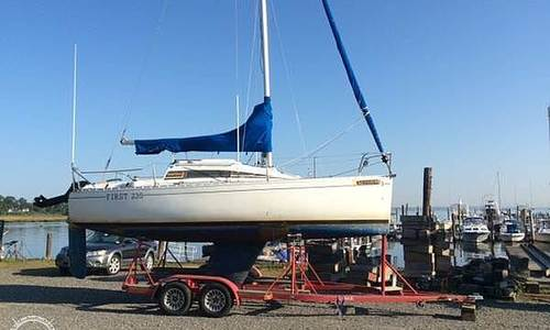 Image of Beneteau First 235 for sale in United States of America for $10,000 (£8,050) Keyport, New Jersey, United States of America