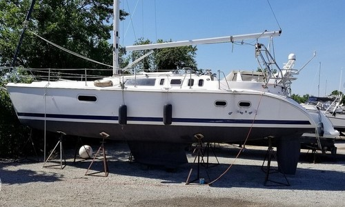 Image of Hunter 410 for sale in United States of America for $95,000 (£73,129) Staten Island, New York, United States of America