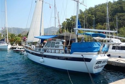 Formosa 56 for sale in Turkey for €150,000 (£133,161)