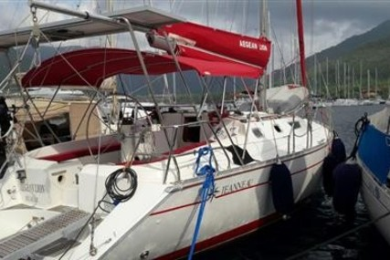 Jeanneau Sun Odyssey 42.2 for sale in Turkey for €74,000 (£65,553)