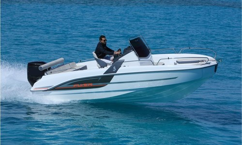Image of Beneteau Flyer 6.6 Spacedeck for sale in Portugal for €48,064 (£43,099) Parchal, , Portugal