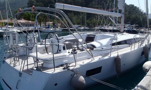 Image of Jeanneau 54 for sale in Turkey for €485,000 (£438,378) Marmaris, , Turkey
