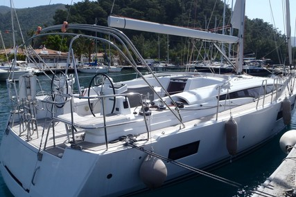 Jeanneau 54 for sale in Turkey for €485,000 (£438,125)