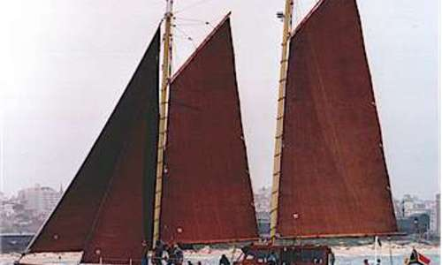 Image of DUDLEY DIX CLASSIC SCHOONER 60' for sale in Italy for €299,000 (£257,816) Trieste, Italy