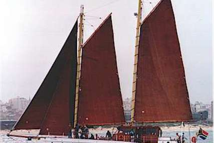 DUDLEY DIX CLASSIC SCHOONER 60' for sale in Italy for €299,000 (£270,488)