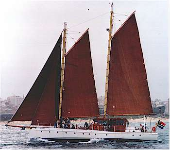 DUDLEY DIX CLASSIC SCHOONER 60' for sale in Italy for €299,000