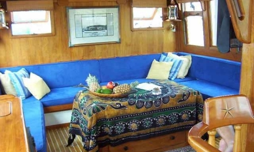 Image of DUDLEY DIX CLASSIC SCHOONER 60' for sale in Italy for €299,000 (£250,232) Trieste, Italy