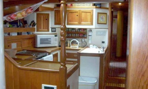 Image of DUDLEY DIX CLASSIC SCHOONER 60' for sale in Italy for €299,000 (£257,083) Trieste, Italy