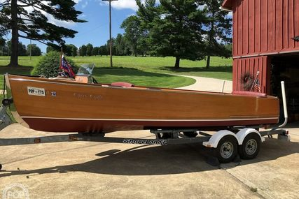 Chris-Craft Utility Deluxe #507 for sale in United States of America for $49,600 (£39,926)