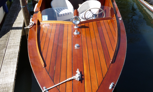 Image of Andrews Day Launch for sale in United Kingdom for £37,500 Henley on Thames, United Kingdom