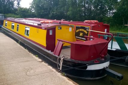 Viking Afloat Cruiser Stern Narrowboat for sale in United Kingdom for £37,950