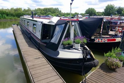 Mike Heywood Traditional Stern Narrowboat for sale in United Kingdom for £47,950
