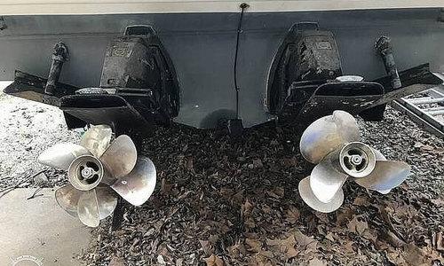 Image of Larson Cabrio 310 for sale in United States of America for $61,200 (£44,078) Merritt Island, Florida, United States of America