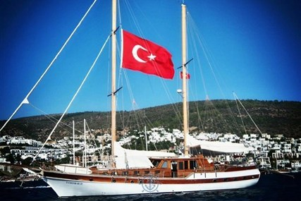 Goletta Tamomar 2 for sale in Turkey for €290,000 (£251,771)