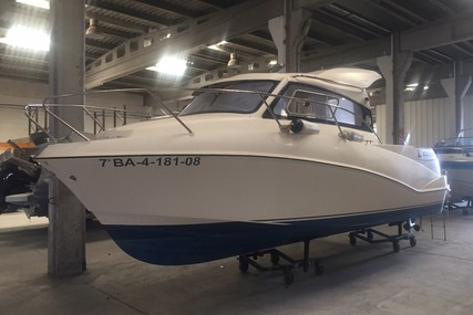Quicksilver 640 for sale in Spain for €17,000 (£14,341)