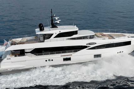 Majesty 100 (New) for sale in United Arab Emirates for €5,645,000 (£5,154,875)