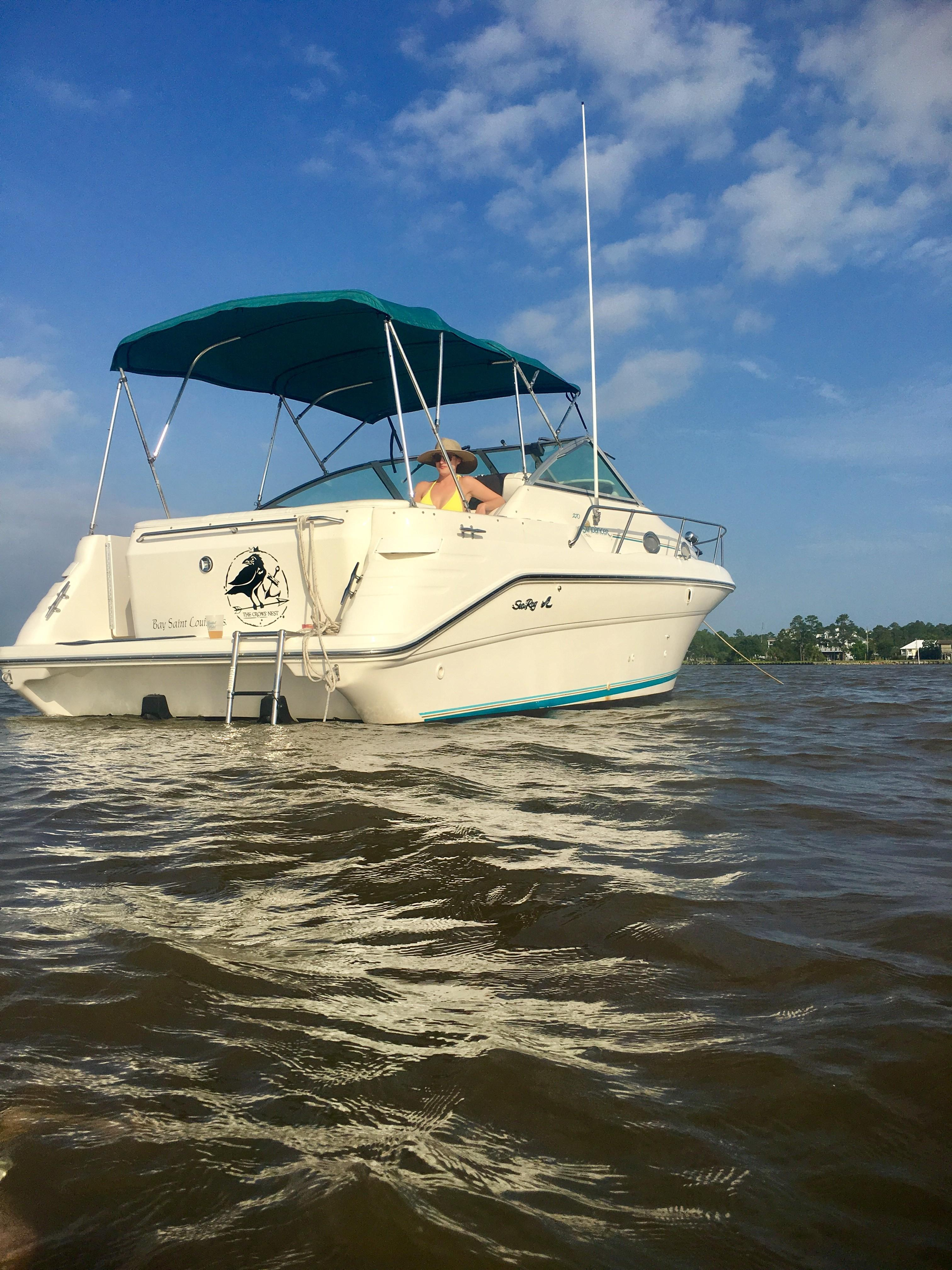 Sea Ray 270 & Boat Trailer for sale in United States of