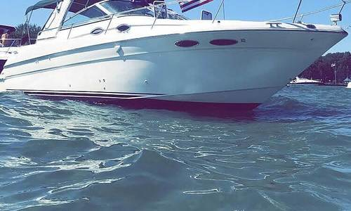 Image of Sea Ray 290 Sundancer for sale in United States of America for $35,500 (£27,168) Harrison Charter Township, Michigan, United States of America