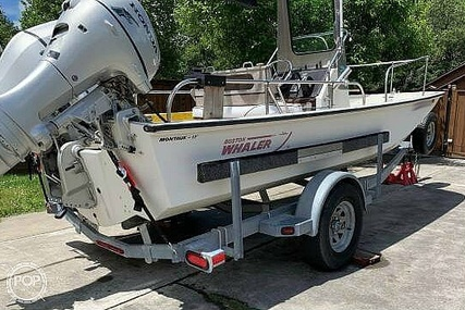 Boston Whaler 17 Montauk for sale in United States of America for $17,500 (£14,031)