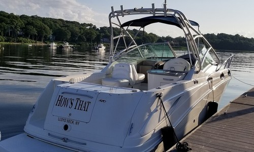 Image of Sea Ray 270 Amberjack for sale in United States of America for $59,000 (£46,742) Huntington, New York, United States of America
