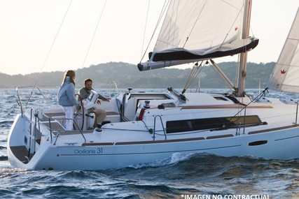 Beneteau Oceanis 31 for sale in Spain for €105,000 (£87,697)