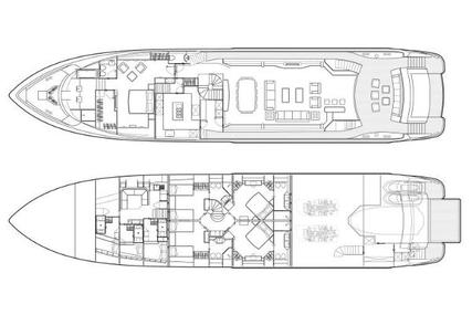 Sunseeker 37 Metre Yacht for sale in France for €6,250,000 (£5,654,727)