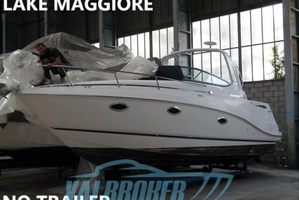 Rinker 280 for sale in Italy for €48,000 (£42,552)