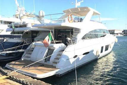Princess 82 for sale in Greece for €2,450,000 (£2,220,752)