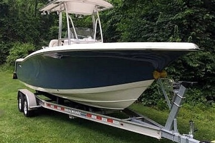 Tidewater 220 CC Adventure boats for sale