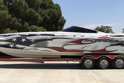 Scarab Thunder 31 for sale in United States of America for $46,990 (£36,534)