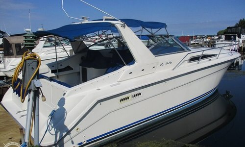 Image of Sea Ray 370 Sundancer for sale in United States of America for $43,900 (£35,411) Buffalo, New York, United States of America